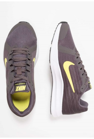 Black Friday 2020 | Nike DOWNSHIFTER  - Chaussures de running neutres thunder grey/dynamic yellow/oil grey/black liquidation