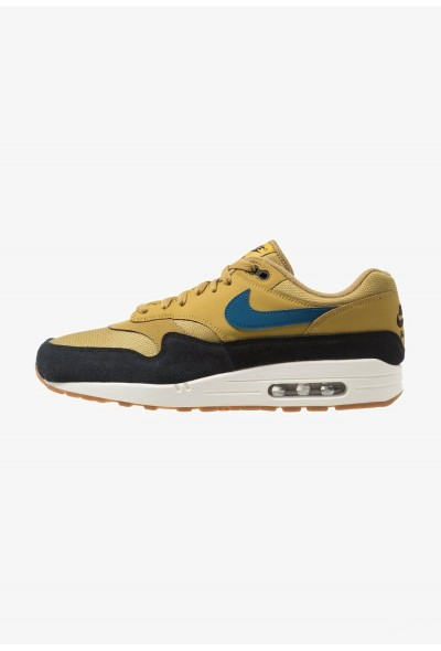 Nike AIR MAX 1 PREMIUM HERRENSCHUH - Baskets basses yellow liquidation