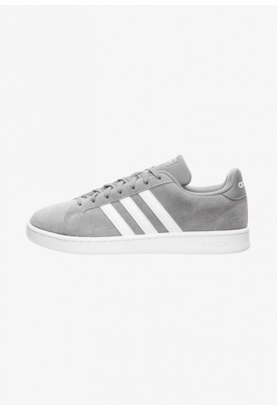 Adidas Baskets basses grey three/footwear white/grey four pas cher
