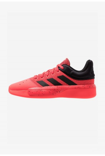 Adidas PRO ADVERSARY 2019 - Chaussures de basket shock red/core black pas cher