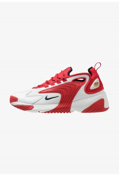 Nike ZOOM 2K - Baskets basses offwhite/obsidian/university red liquidation