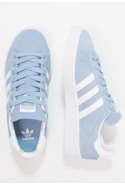 Black Friday 2020 | Adidas CAMPUS - Baskets basses ash blue/footwear white pas cher