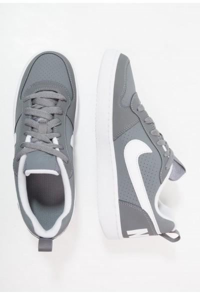 Nike COURT BOROUGH  - Baskets basses cool grey/white liquidation
