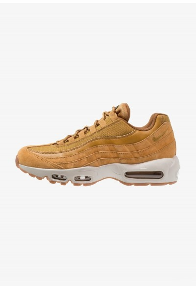 Nike AIR MAX 95 SE - Baskets basses wheat/light bone/black liquidation