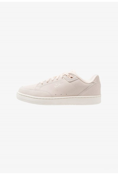 Nike GRANDSTAND II - Baskets basses guava ice/sail/particle beige liquidation
