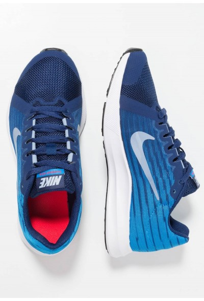 Nike DOWNSHIFTER  - Chaussures de running neutres blue void/indigo fog/photo blue/red orbit liquidation
