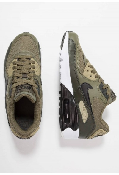Black Friday 2020 | Nike AIR MAX 90 - Baskets basses medium olive/black/sequoia/neutral olive liquidation