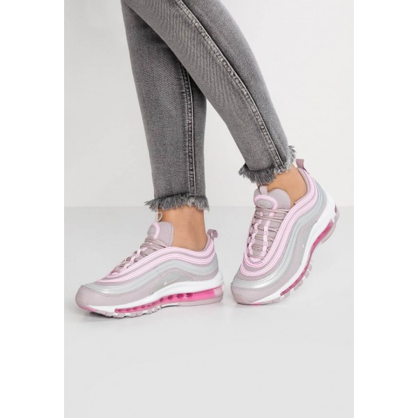 Nike AIR MAX 97 LUX - Baskets basses violet ash/psychic pink liquidation