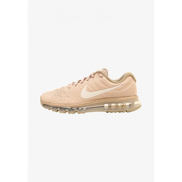 Nike AIR MAX 2017 - Chaussures de running neutres sand/black/khaki liquidation