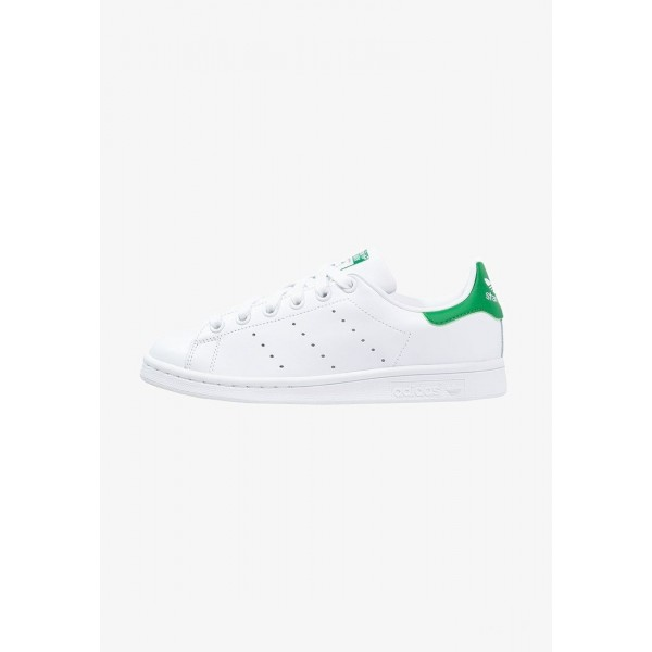 Adidas STAN SMITH - Baskets basses running white/green pas cher