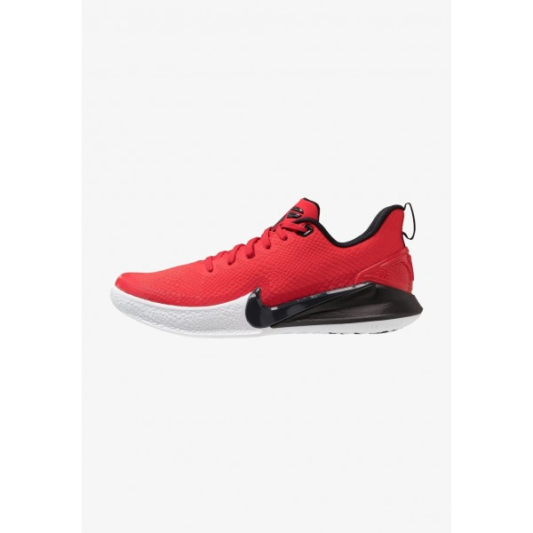 Black Friday 2020 | Nike MAMBA FOCUS - Chaussures de basket university red/anthracite/black/white liquidation