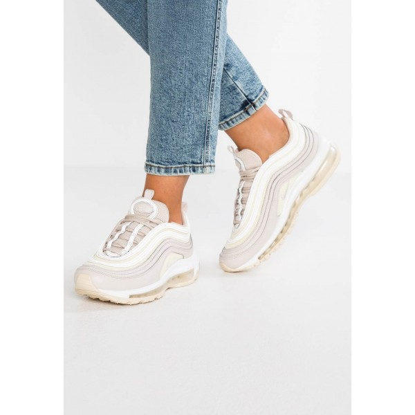 Black Friday 2020 | Nike NIKE AIR MAX 97 - Baskets basses desert sand/beach/white liquidation