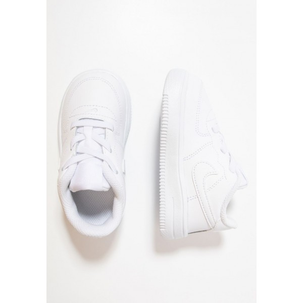 Nike FORCE 1 18 - Chaussures premiers pas white liquidation