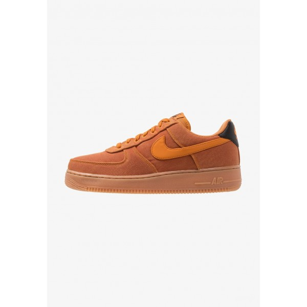 Nike AIR FORCE 1 '07 LV8 STYLE - Baskets basses monarch/medium brown/black liquidation