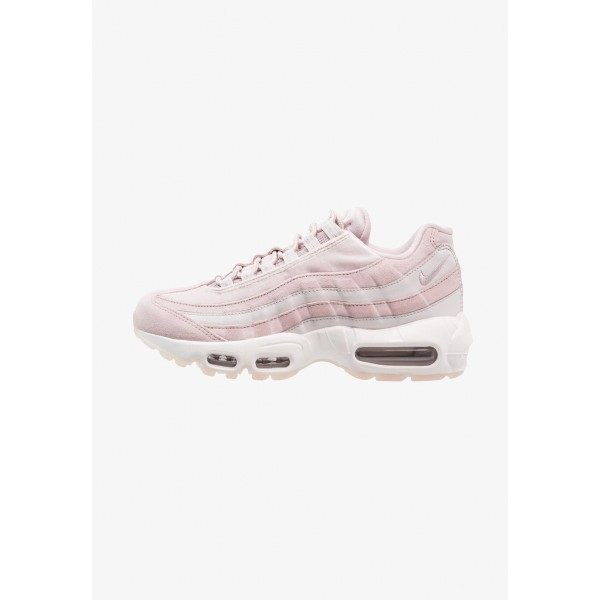 Black Friday 2020 | Nike AIR MAX 95 LX - Baskets basses particle rose/vast grey/summit white liquidation
