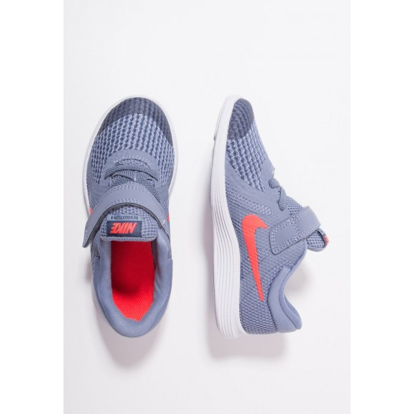 Black Friday 2019 | Nike REVOLUTION 4 - Chaussures de running neutres ashen slate/flash crimson/diffused blue liquidation