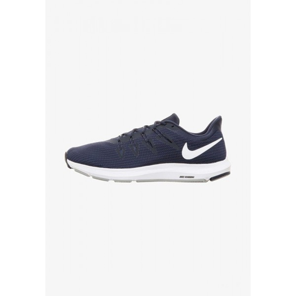 Black Friday 2020 | Nike QUEST - Chaussures de running neutres obsidian/white/midnight navy/wolf grey liquidation