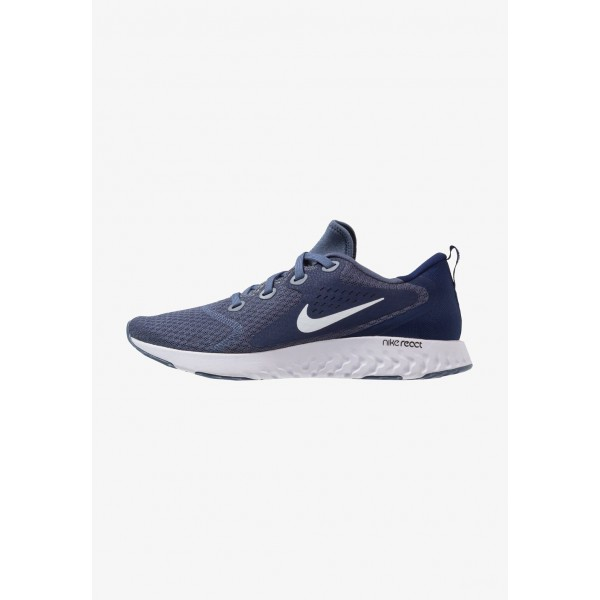 Nike LEGEND REACT - Chaussures de running neutres diffused blue/white/blue void liquidation