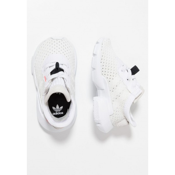 Adidas POD-S3.1  - Chaussures premiers pas footwear white/shock red pas cher