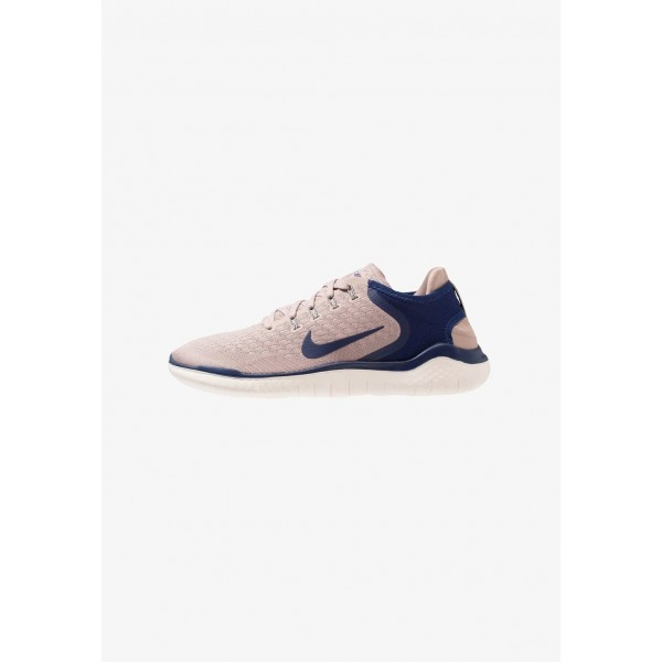 Black Friday 2020   Nike FREE RN 2018 - Chaussures de course neutres diffused taupe/blue void/guava ice liquidation