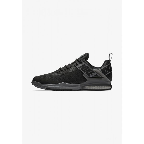 Nike ZOOM DOMINATION TR 2 - Chaussures d'entraînement et de fitness dark grey/ anthracite/ metallic grey liquidation