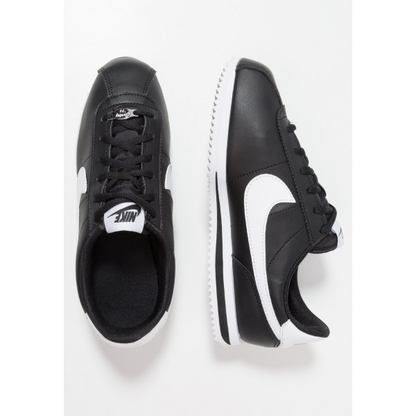 Black Friday 2020 | Nike CORTEZ BASIC  - Baskets basses black/white liquidation