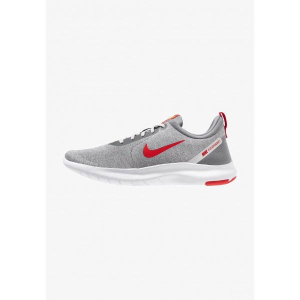 Cadeaux De Noël 2019 Nike FLEX EXPERIENCE RN 8 - Chaussures de course neutres gunsmoke/university red/vast grey liquidation