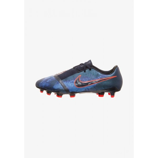 Black Friday 2020 | Nike PHANTOM ELITE FG - Chaussures de foot à crampons obsidian/white liquidation