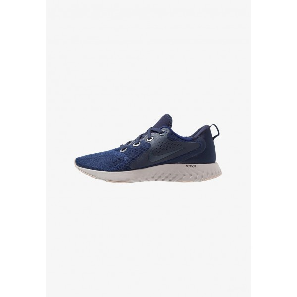 Nike LEGEND REACT - Chaussures de running neutres blue void/thunder blue/obsidian/diffused taupe/moon particle liquidation