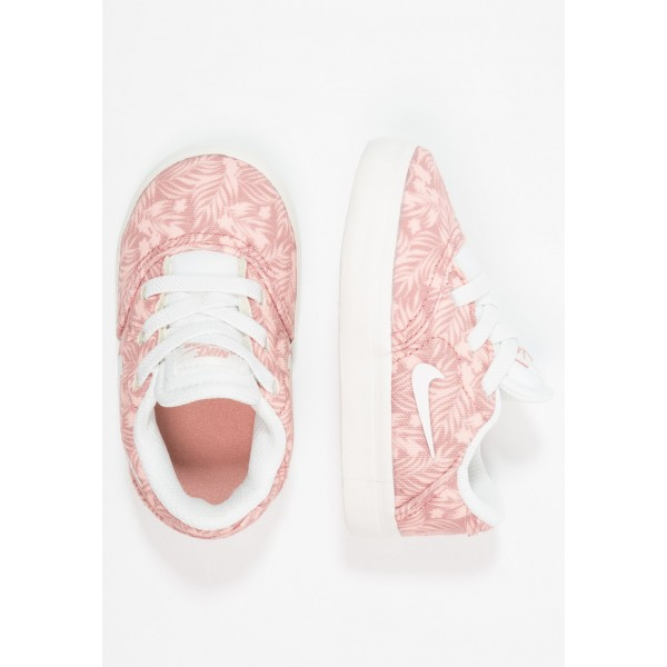 Nike CHECK - Mocassins rust pink/summit white/bleached coral liquidation