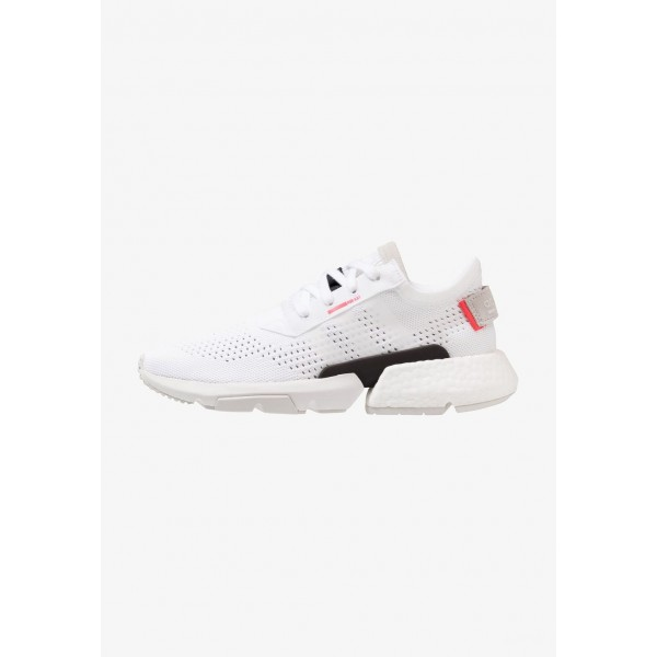 Black Friday 2020 | Adidas POD-S3.1 PK - Baskets basses footwear white/shock red pas cher