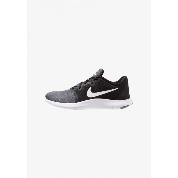 Black Friday 2020 | Nike FLEX CONTACT 2 - Chaussures de running compétition black/white/cool grey/anthracite liquidation
