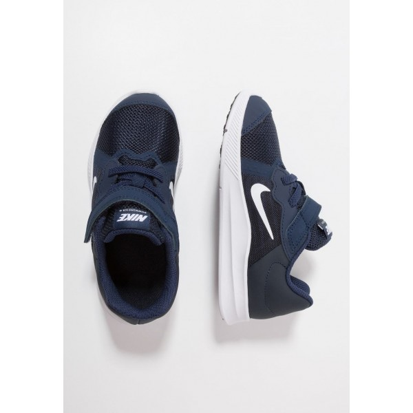 Nike DOWNSHIFTER  - Chaussures de running neutres midnight navy/white/dark obsidian/black liquidation