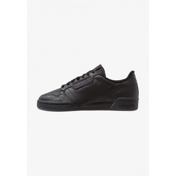 Adidas CONTINENTAL 80 - Baskets basses core black/carbon pas cher