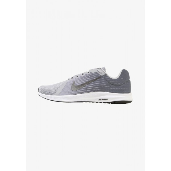Cadeaux De Noël 2019 Nike DOWNSHIFTER 8 - Chaussures de running neutres wolf grey/metallic dark grey/cool grey/black/white liquidation