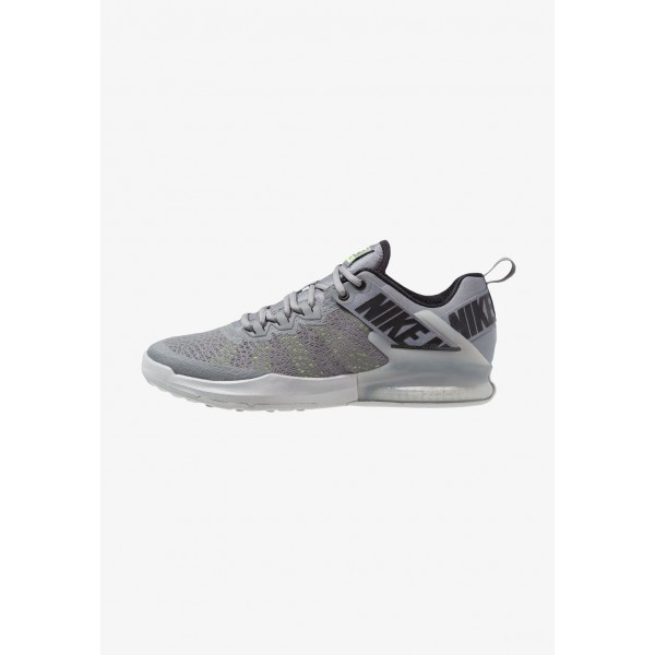 Black Friday 2020 | Nike ZOOM DOMINATION TR 2 - Chaussures d'entraînement et de fitness cool grey/black/wolf grey/volt liquidation