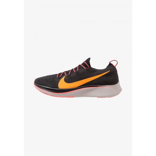 Black Friday 2020 | Nike ZOOM FLY FK - Chaussures de running neutres black/flash crimson/orange peel/moon particle liquidation