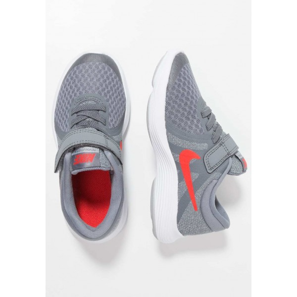 Cadeaux De Noël 2019 Nike REVOLUTION 4 - Chaussures de running neutres cool grey/habanero red/wolf grey/white liquidation