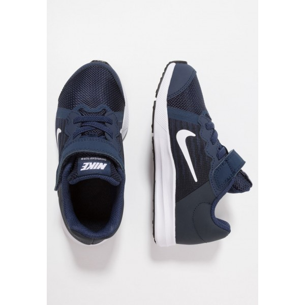 Black Friday 2020 | Nike DOWNSHIFTER 8 - Chaussures de running neutres midnight navy/white/dark obsidian/black liquidation