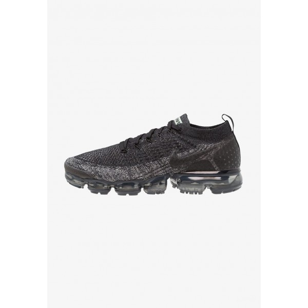Nike AIR VAPORMAX FLYKNIT - Chaussures de running neutres black/dark grey/anthracite liquidation
