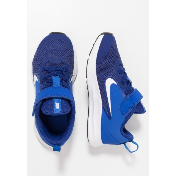 Cadeaux De Noël 2019 Nike DOWNSHIFTER 9  - Chaussures de running neutres deep royal blue/white/game royal/black liquidation