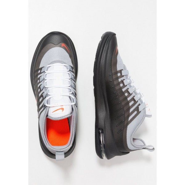 Nike AIR MAX AXIS - Baskets basses wolf grey/total crimson/black/anthracite liquidation