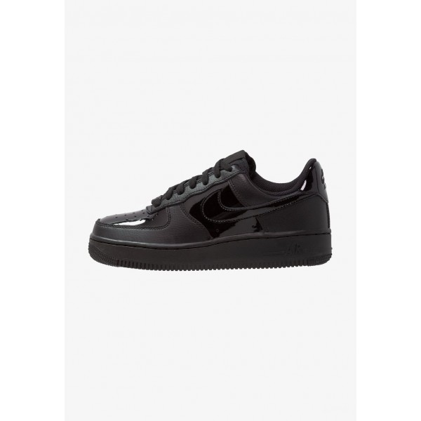 Nike AIR FORCE 1'07 - Baskets basses black liquidation