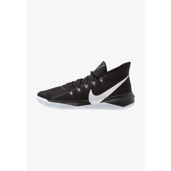 Nike ZOOM EVIDENCE III - Chaussures de basket black/white liquidation