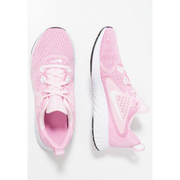 Nike LEGEND REACT - Chaussures de running neutres pink foam/white/pink rise/anthracite liquidation