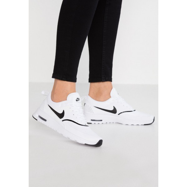 Black Friday 2020 | Nike AIR MAX THEA - Baskets basses white/black liquidation