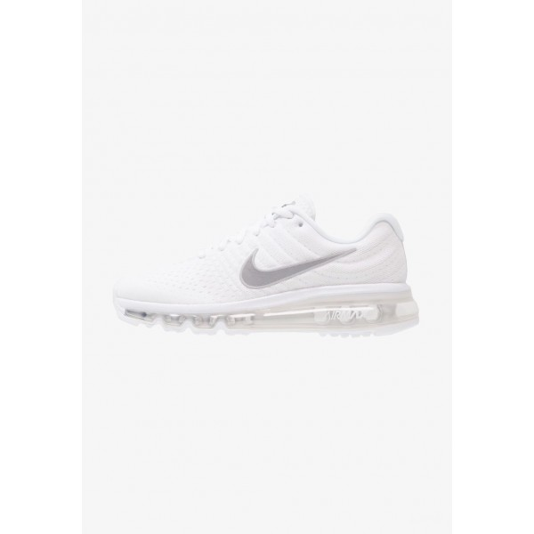 Black Friday 2020 | Nike AIR MAX 2017 BG - Chaussures de running neutres white/metallic silver liquidation