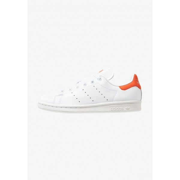 Adidas STAN SMITH - Baskets basses footwear white/raw amber pas cher