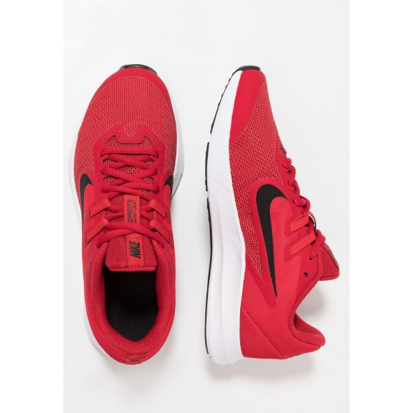 Nike DOWNSHIFTER 9 - Chaussures de running neutres gym red/black/university red/white liquidation
