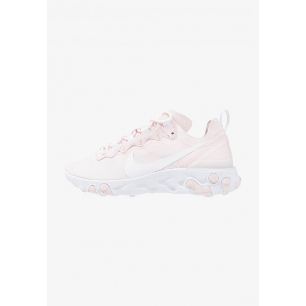 Cadeaux De Noël 2019 Nike REACT 55 - Baskets basses pale pink/white liquidation